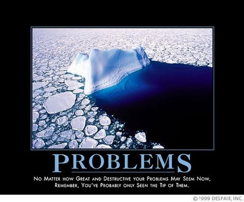 despair-poster-problems | Quotes | Funny picture quotes ...