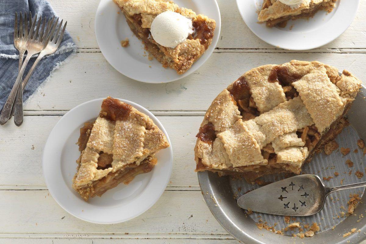 How to prevent runny apple pie King arthur flour recipes