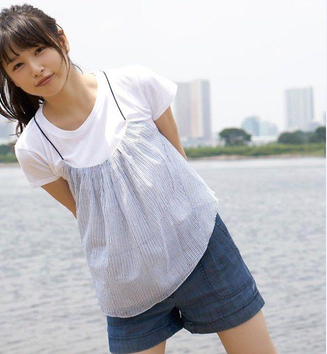 桜井日奈子さんのポートレート
