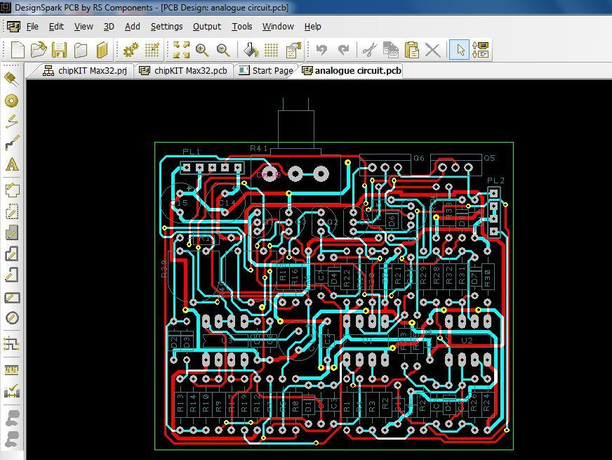 designspark pcb | electronics | Pinterest | Arduino, Circuits and ...