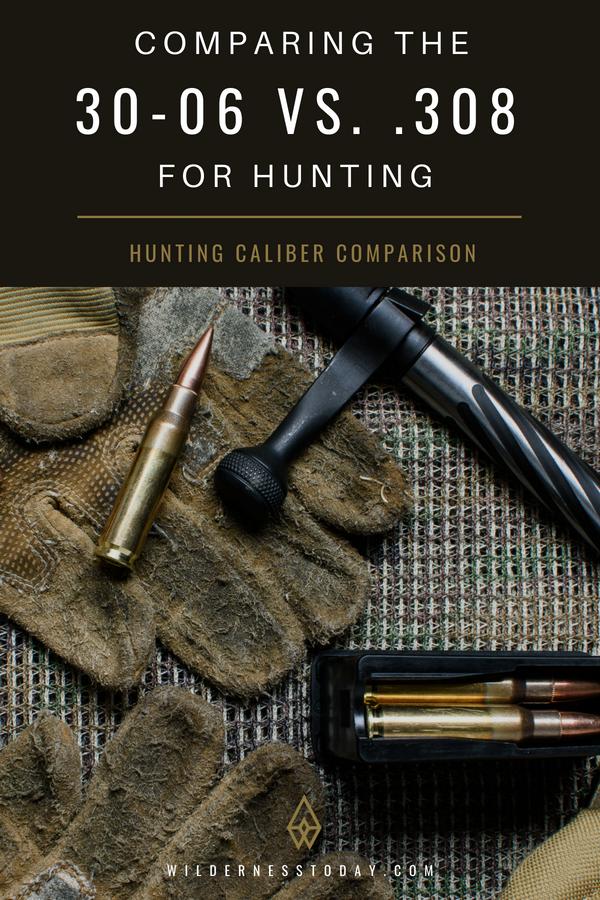 308 vs 30 06 for hunting ballistics accuracy more rifles