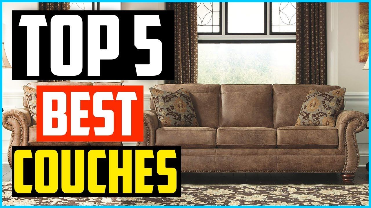 Top 5 Best Couches 2020 Reviews Pick Leather Cheap Couches In 2020