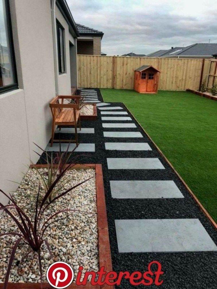 30+ #Outstanding #Border #Garden #Design #To #Your #Landscaping #Edging - 30+ Outstanding Border Garden Design To Your Landscaping Edging