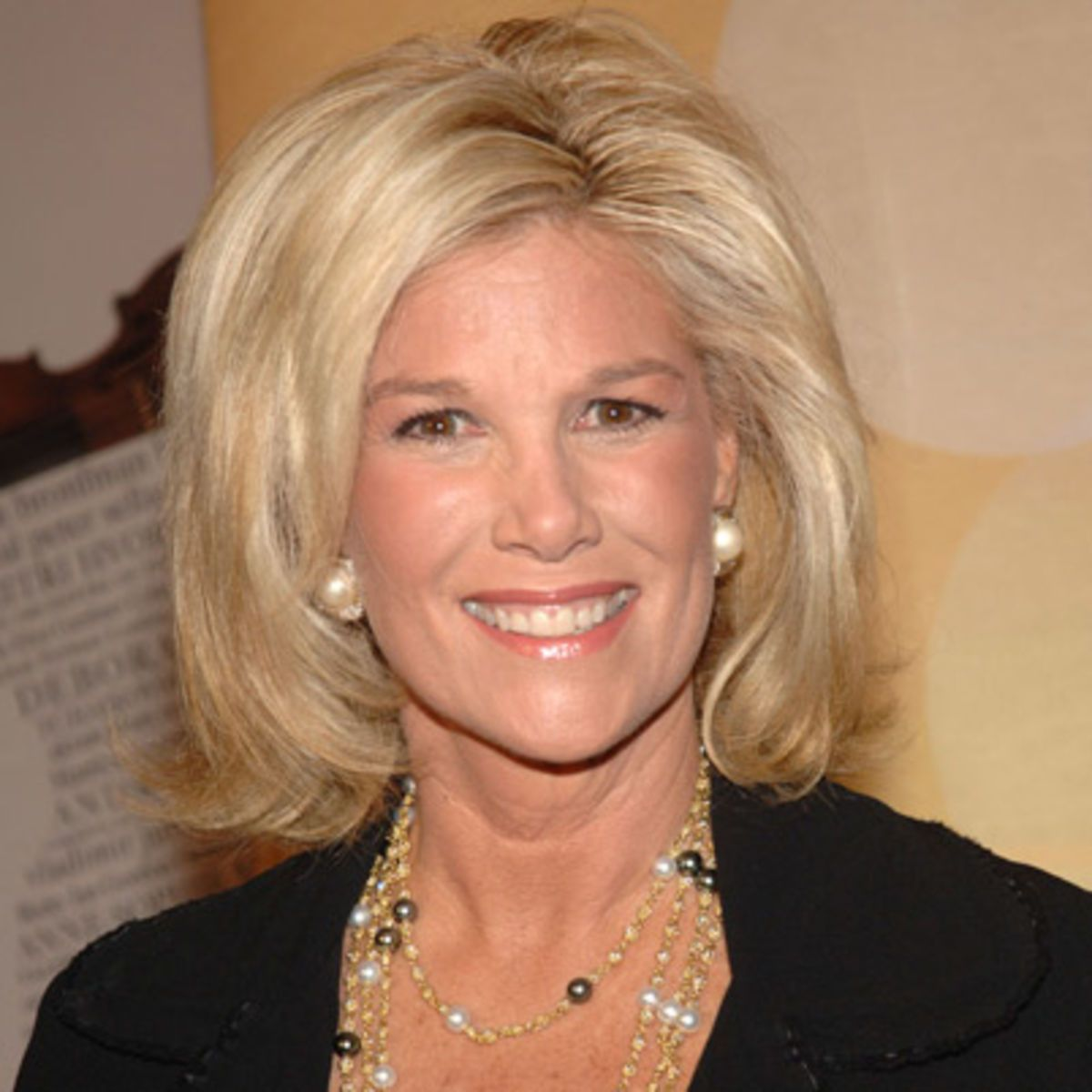 Learn More About Joan Lunden, Journalist, Television