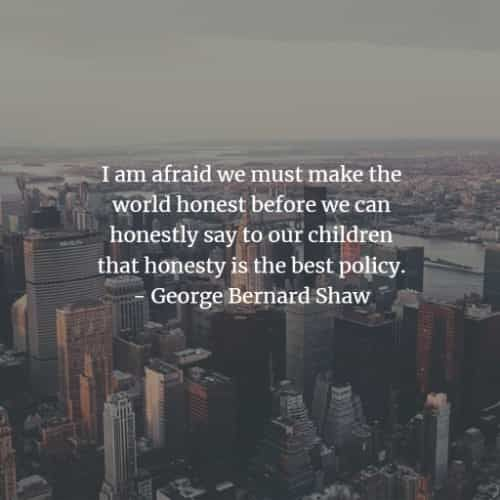 63 Famous quotes and sayings by George Bernard Shaw
