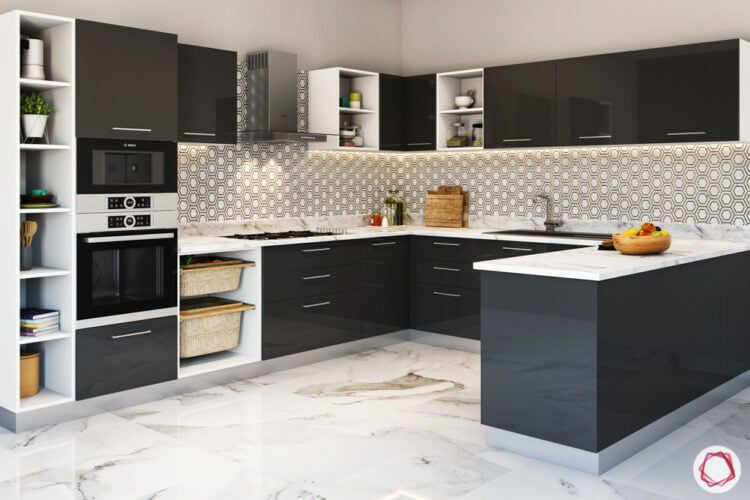 All About Acrylic Kitchen Cabinets A Guide to Acry