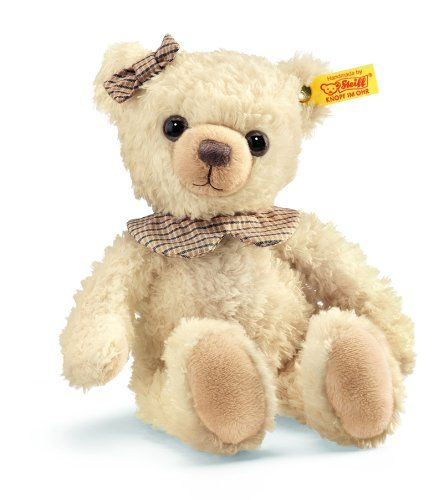 Steiff Sleep Well Bear Pink for Baby with FREE gift box EAN 239526