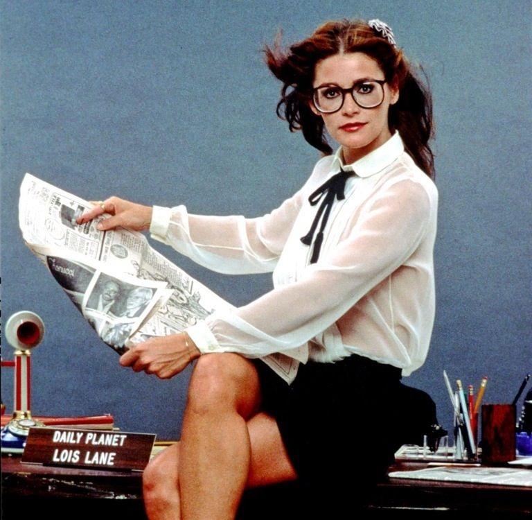 Lois Lane (Margot Kidder) | Costume | Lois lane, Superman