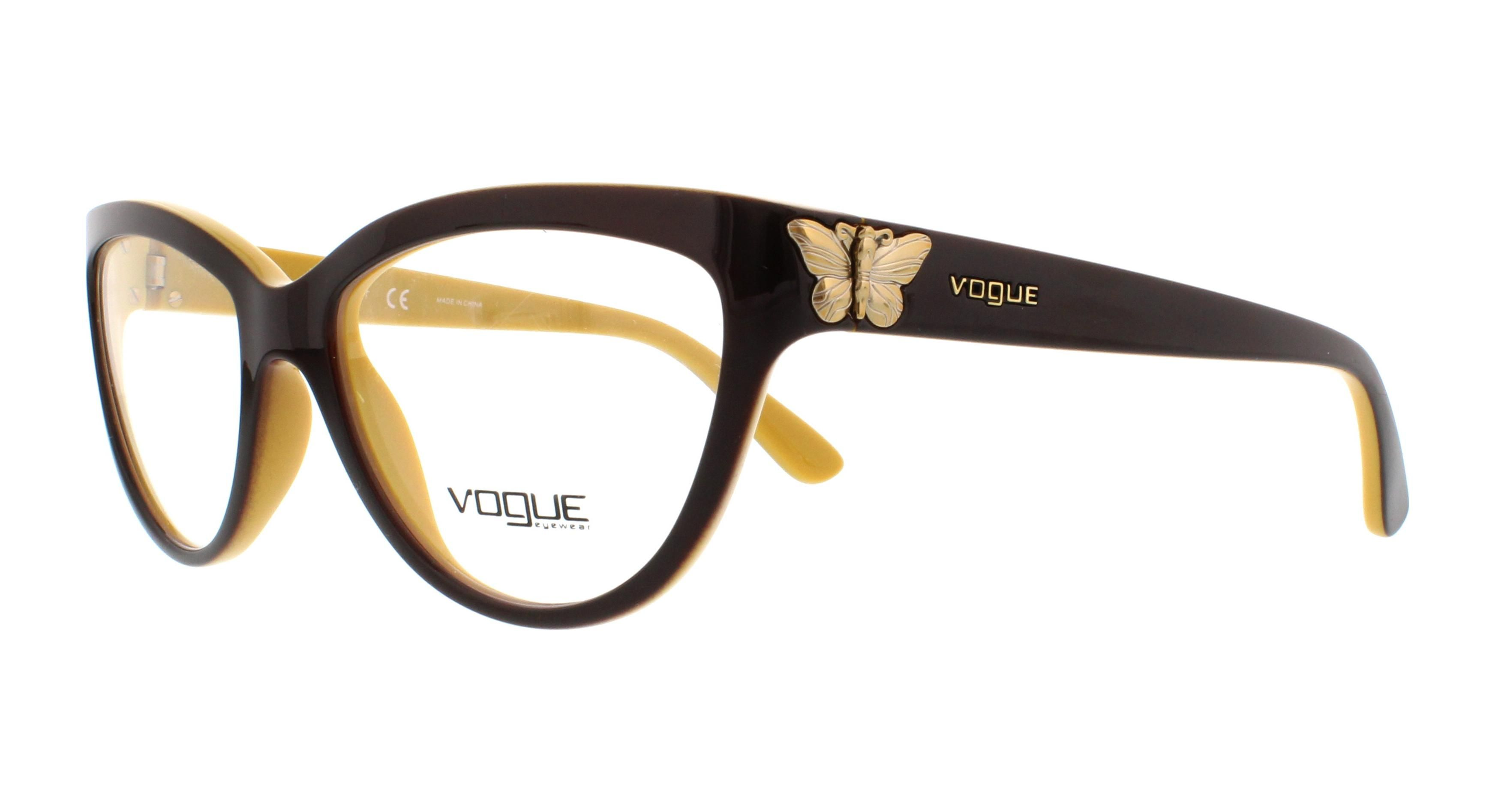 Vogue VO2865 in 2020 Fashion eye glasses, Glasses, Vogue