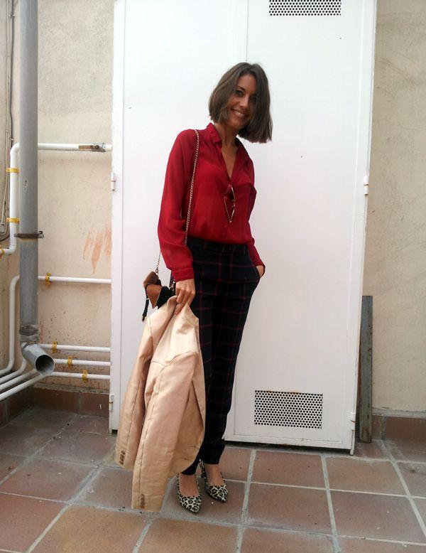 Look de isabella con la chaqueta sophisticated de la colección instinto en isabella.es