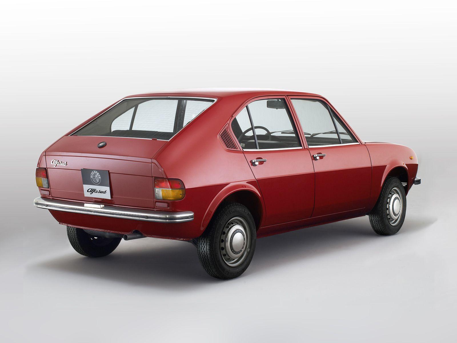 Alfa Romeo Alfasud (901) '1972–75