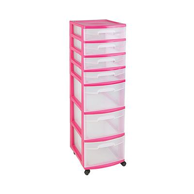 Sterilite 7 Drawer Cart 25 Big Lots In Store Only 14 5 X 12 5 8 X 41 Fabric Storage Bins Home Storage Solutions Craft Room Office