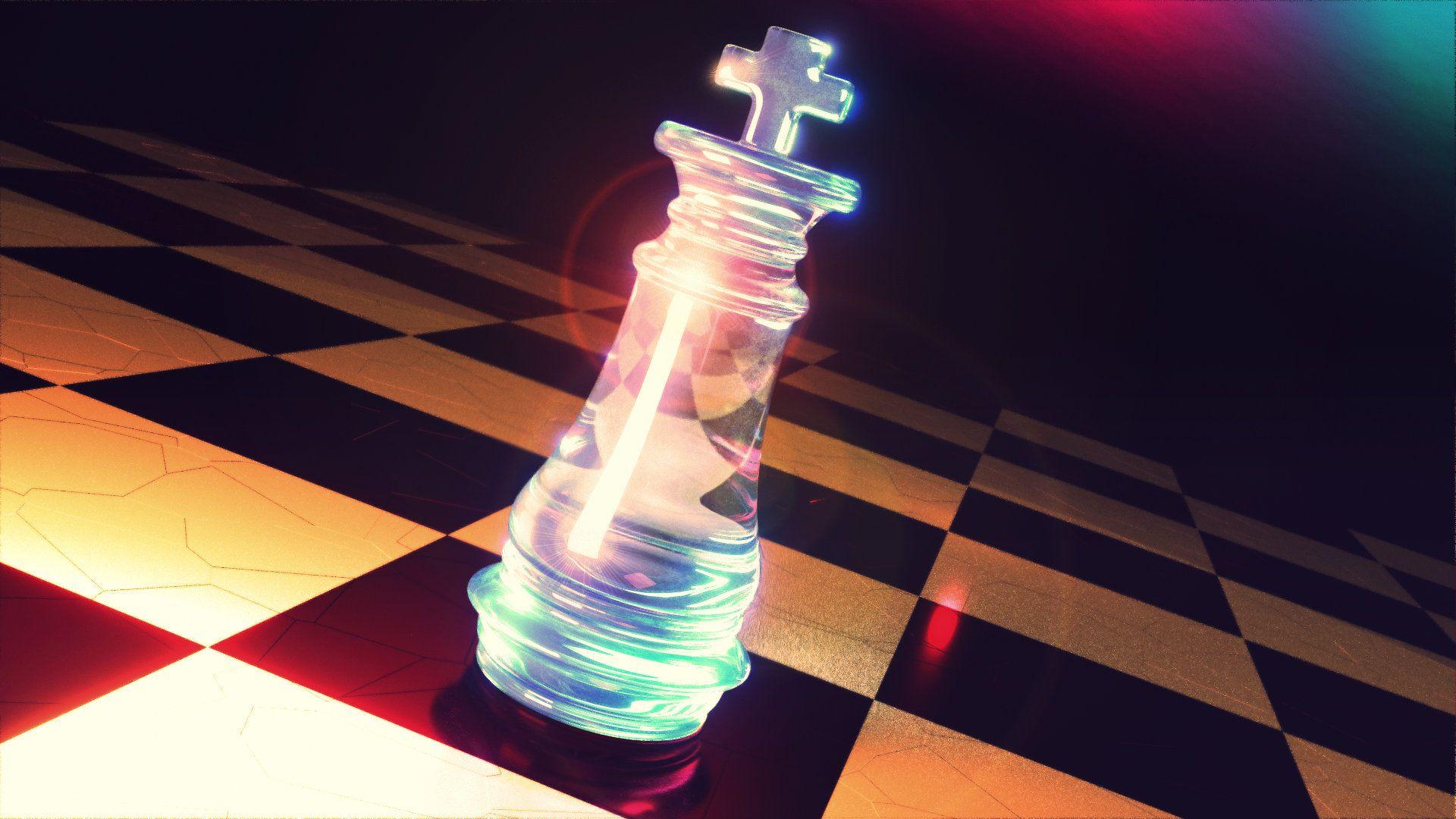 No Game No Life Chess Piece ライフ ノーゲームノーライフ 玻璃