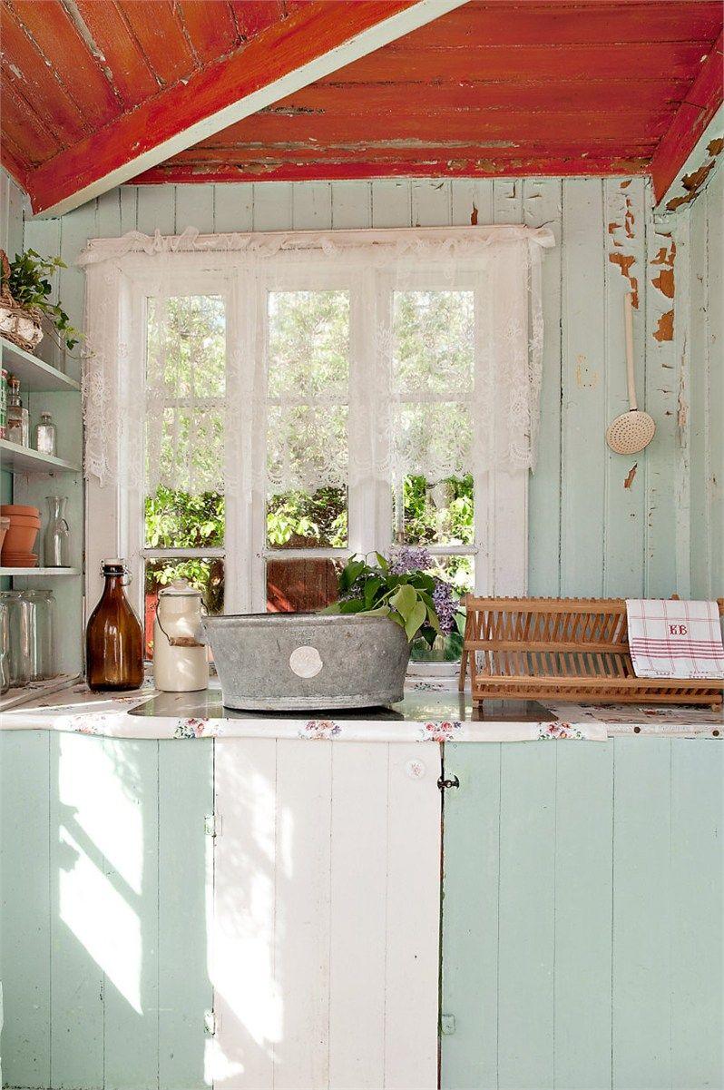 Pin de Deb McLain en Cottage | Pinterest | Filete, Casas y Cocinas