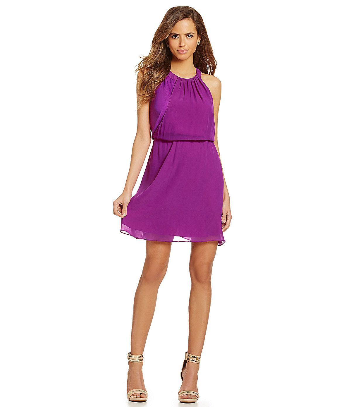 Gianni Bini Fan Fav Isabella Dress | Dillards.com | 2nd Invite ...