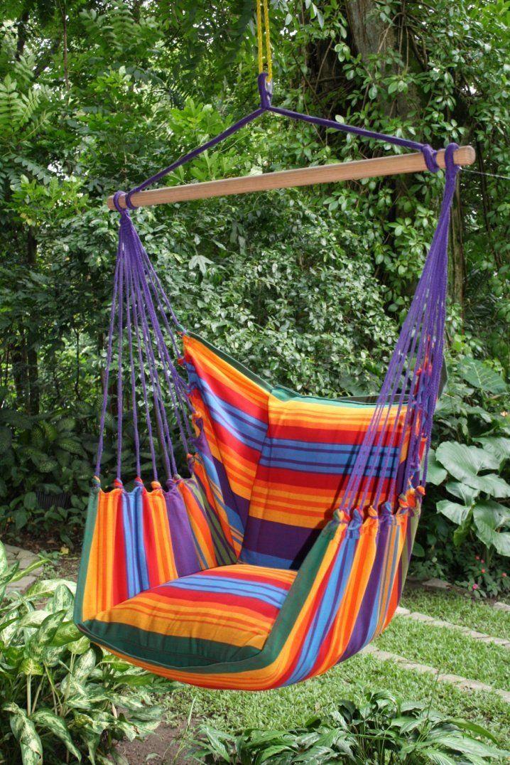 gadget des tages der relax h ngesessel f r den garten porch. Black Bedroom Furniture Sets. Home Design Ideas