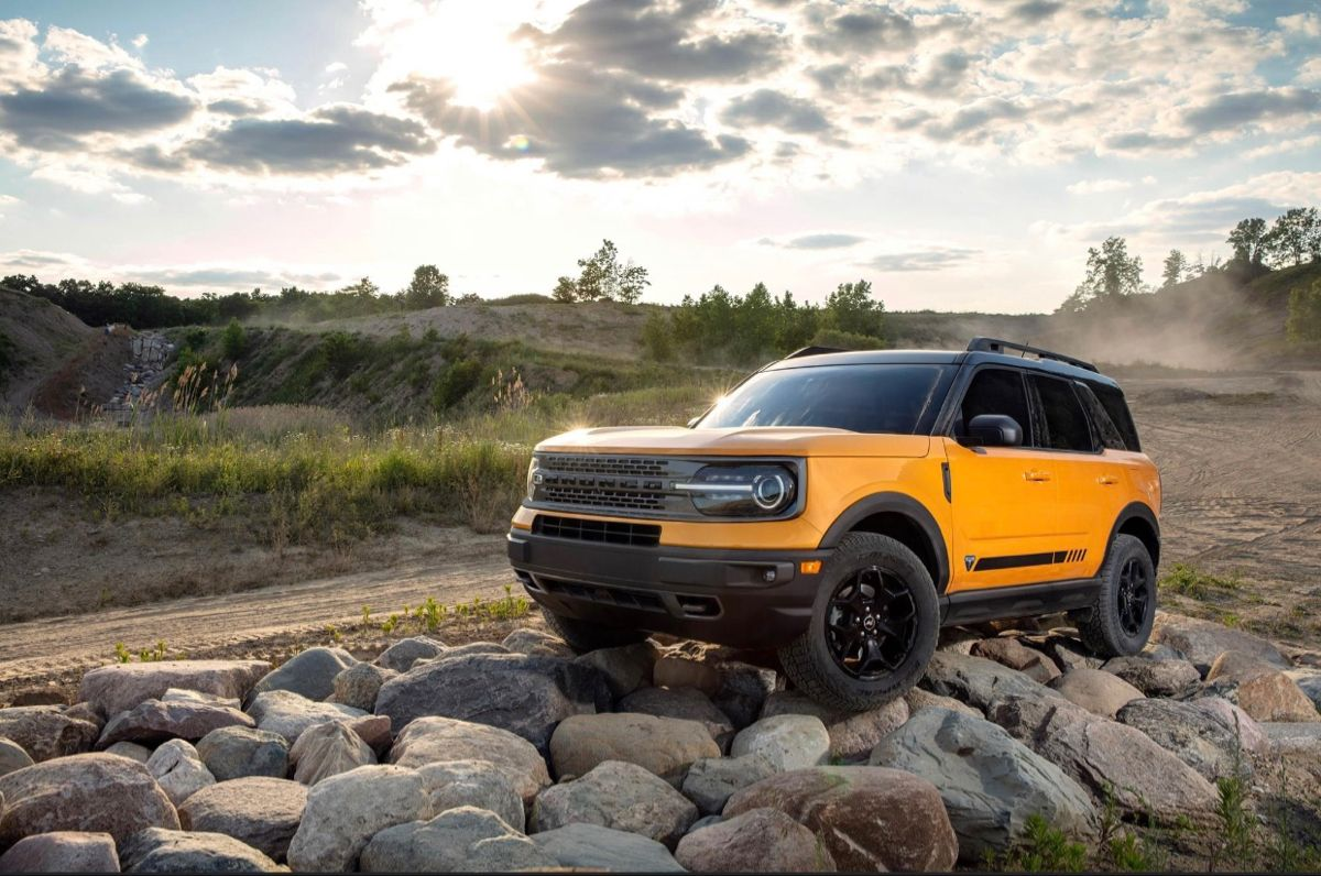 2021 Ford Bronco In 2020 Ford Bronco Bronco Sports Bronco