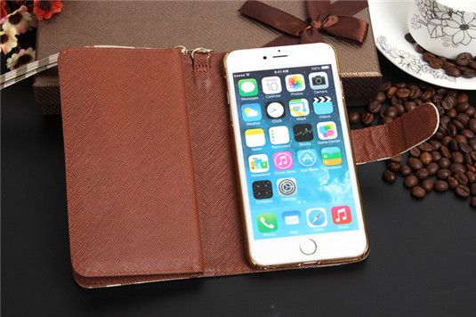 Burberry klassische Börsetasche Handyhülle für iPhone 6/6 Plus - spitzekarte.com