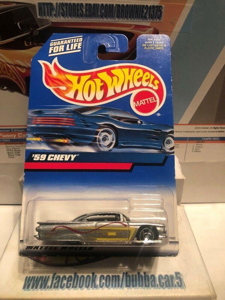 CUSTOM CLASSICS /'59 Chevy Impala Hot Wheels NERA