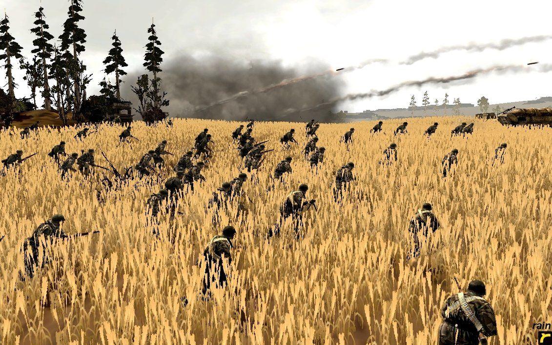 my In-game Screenshots. Operation Citadel (German: Unternehmen Zitadelle). Heeresgruppe Süd (army group south) Field Marshal Erich von Manstein's 2nd SS Panzergrenadier Division Das Reich The 4th P...