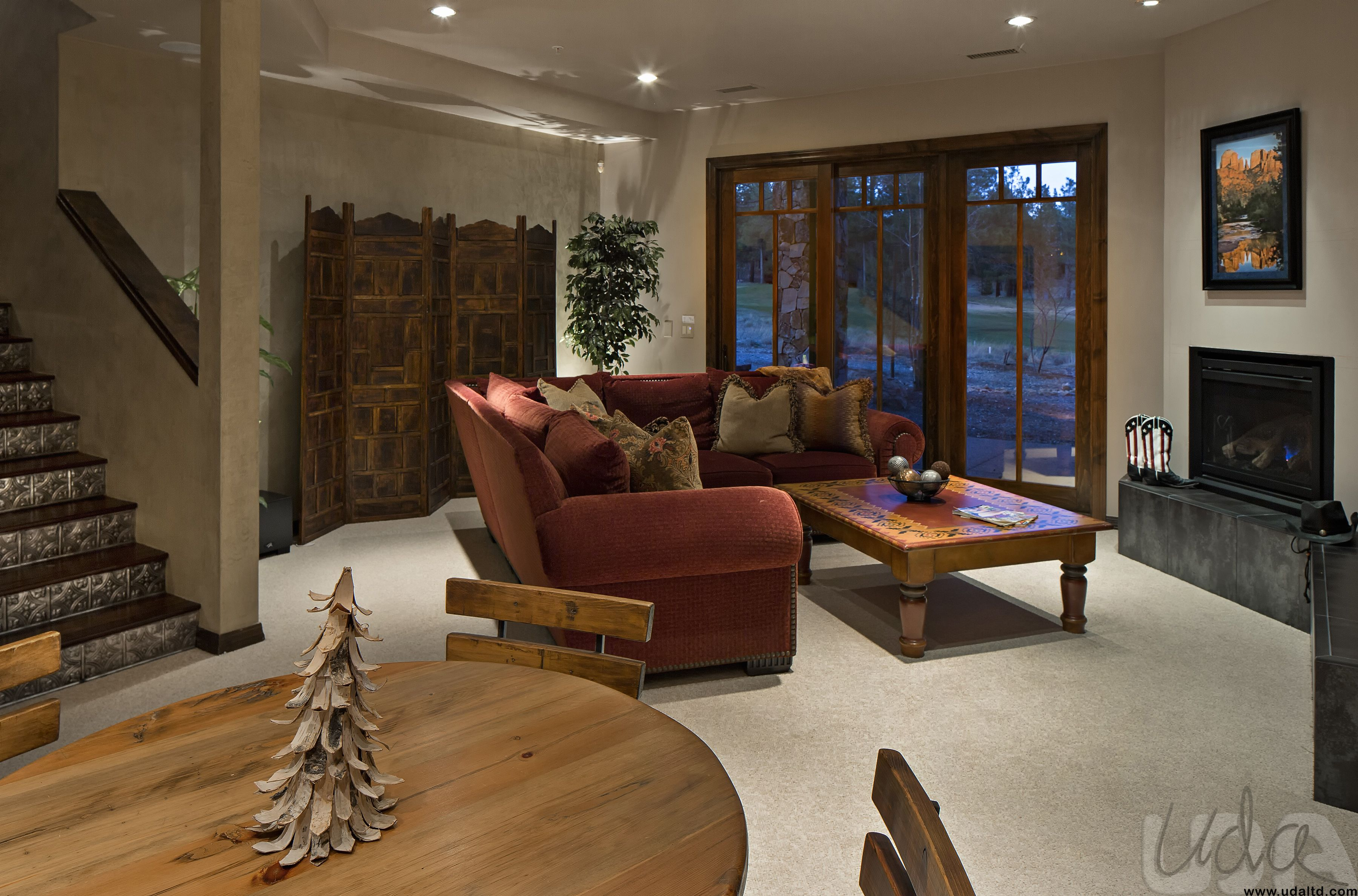 Living Room, Mountain Living, Cabin Ideas, Rustic Life ...