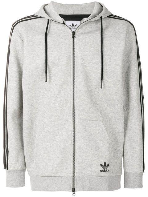 ADIDAS ORIGINALS 'Sport Luxe' Hoodie. #adidasoriginals