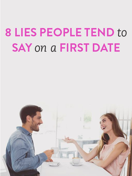 Dating lies