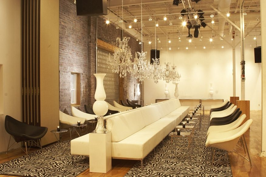 99 Sudbury Event Space Is A Luxurious Toronto Wedding Venue
