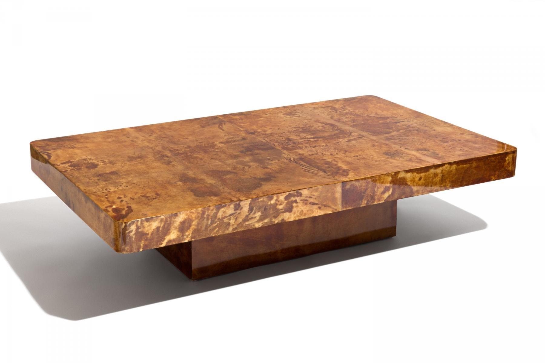 Coffee Table by Aldo Tura, 1970s 2