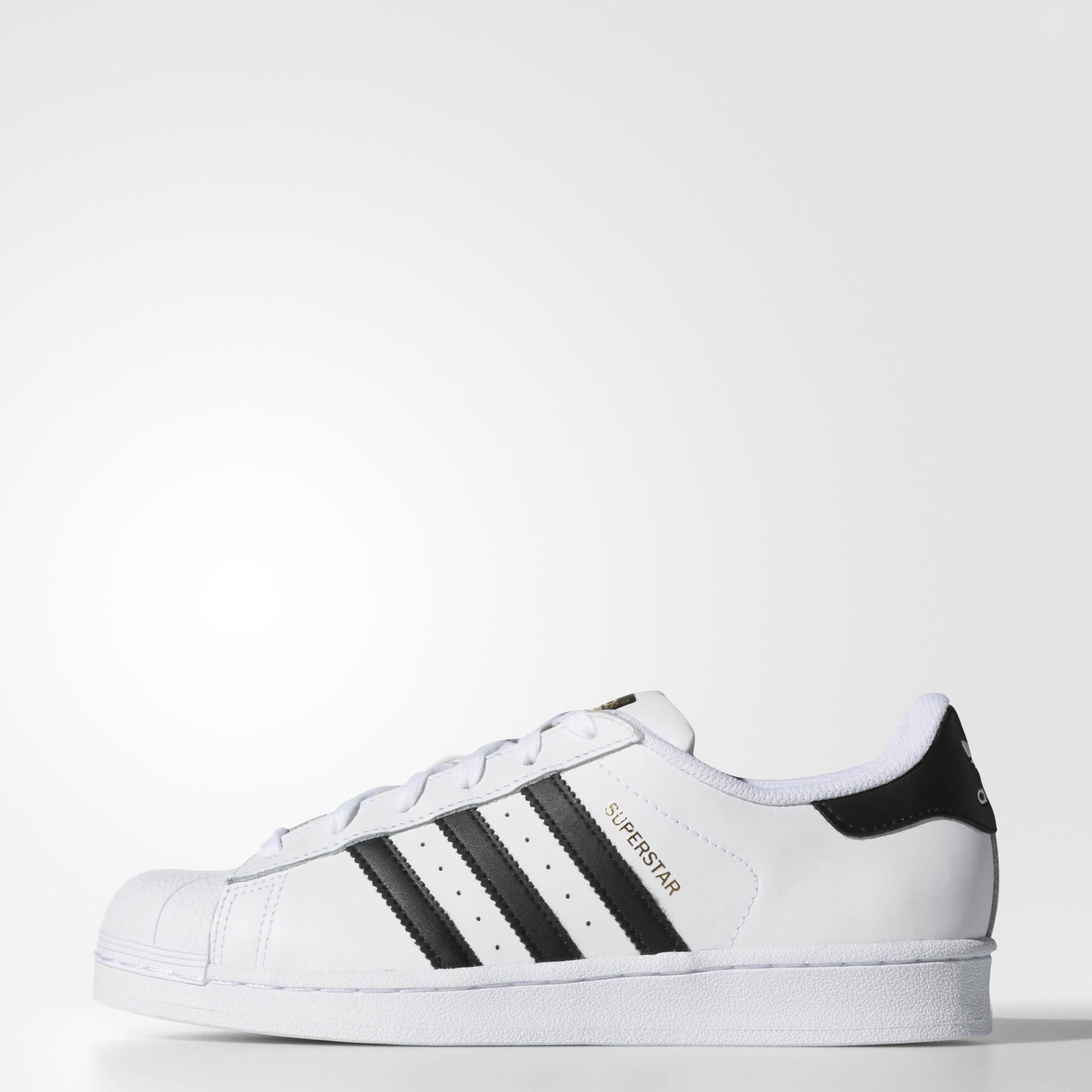 adidas Superstar Foundation shoes white