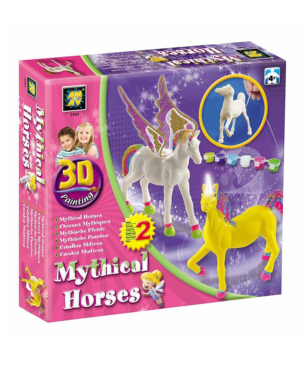Mythical Horse Paint Kit