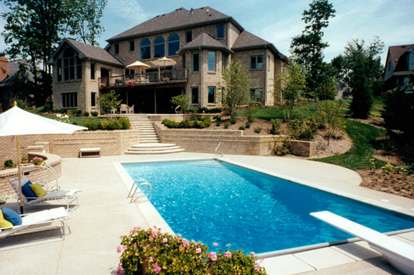 Classical Pool Design by Classic Pool & Patio. | Classic Pool ...