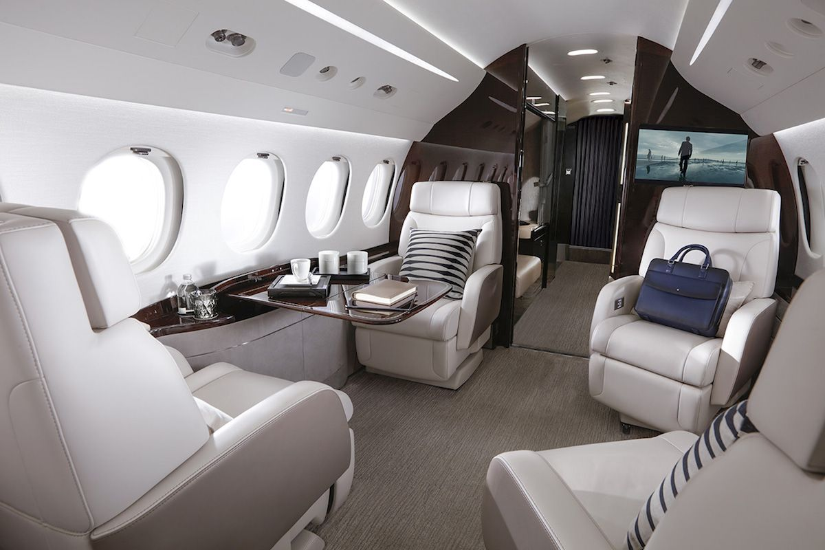 Dassault Falcon 8X Specs, Images, Interior, and Where to Charter ...