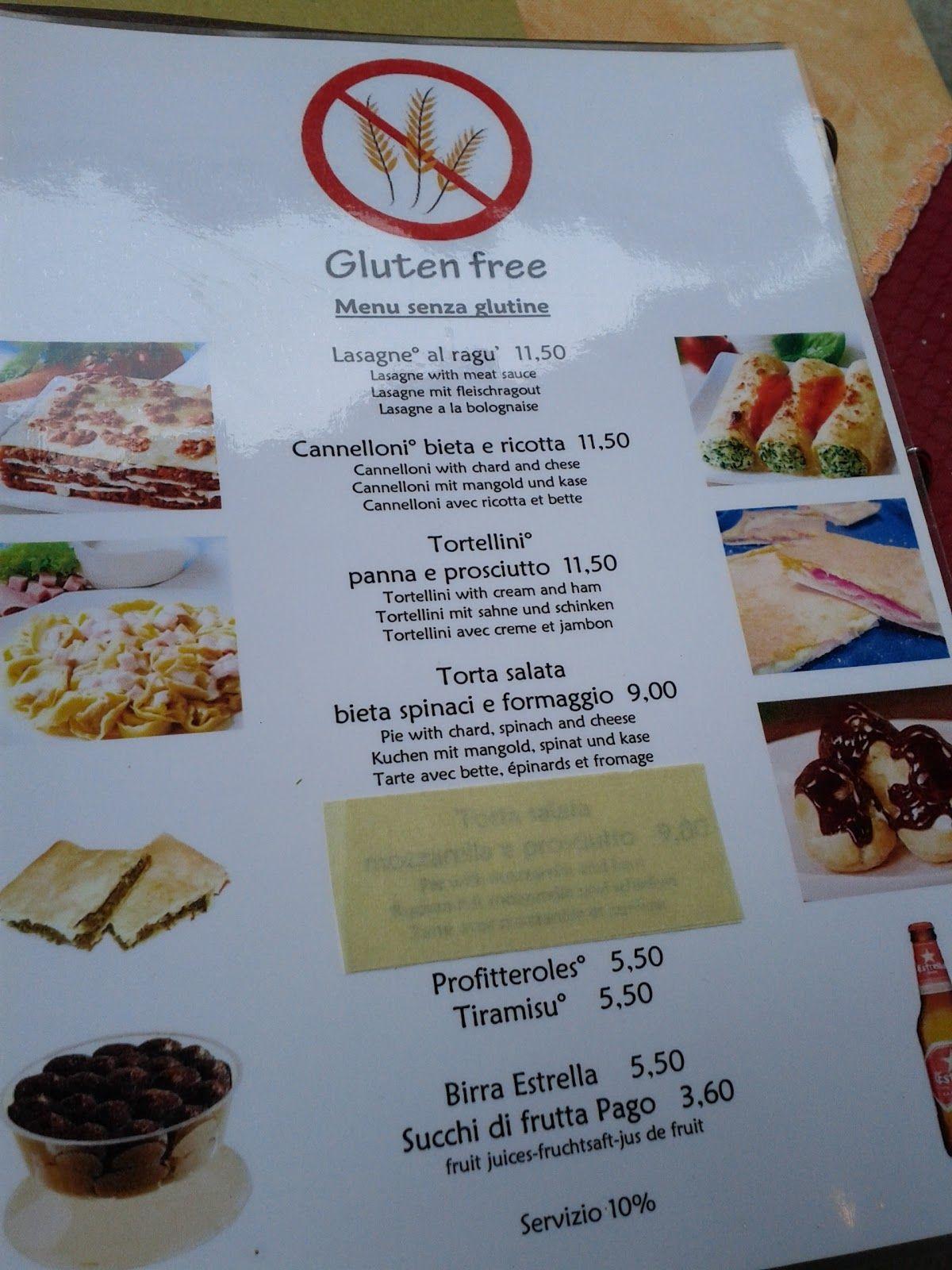 the gluten bigot: gluten free venice - dining | travel | pinterest ... - Cucinare Bieta