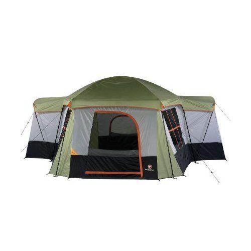 Swiss Gear Elite Series 12 Person Huge Family Dome C&ing Tent SG33151 $153.95  sc 1 st  Pinterest & Swiss Gear Elite Series 12 Person Huge Family Dome Camping Tent ...