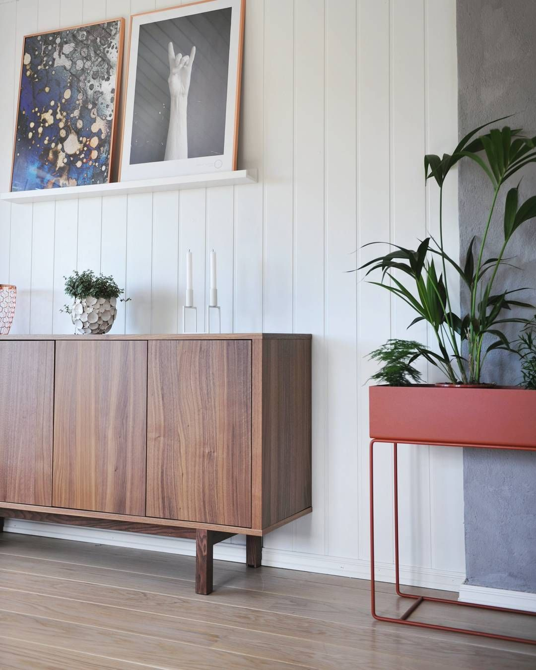 Ikea 'Stockholm' sideboard (With images) Home decor