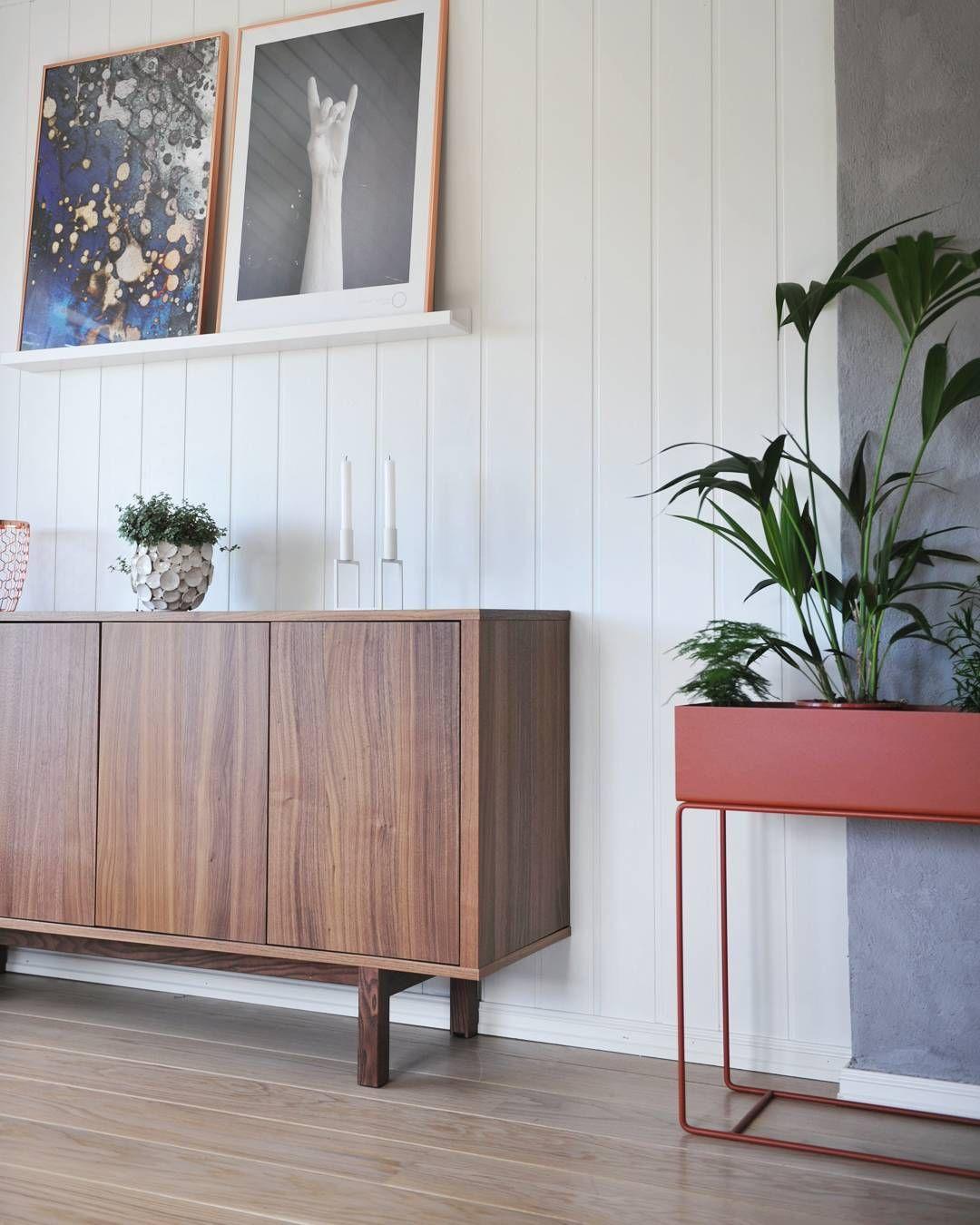Ikea Uk Living Room Furniture: Ikea 'Stockholm' Sideboard