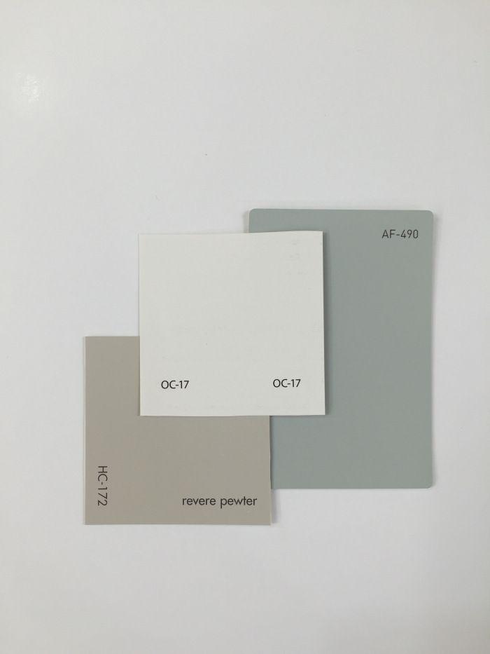 Benjamin Moore Neutral Color Schemes Paint Colors