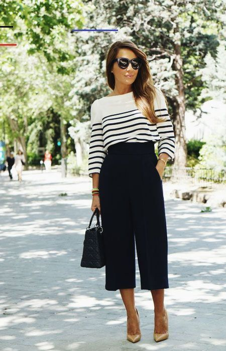 13 Spring Outfits for Work - We Love These Perfectly Casual Business Attire for ...