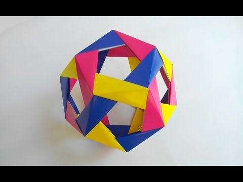 How To Make A Paper INFINITY CUBE - Easy Method - YouTube | 360x480
