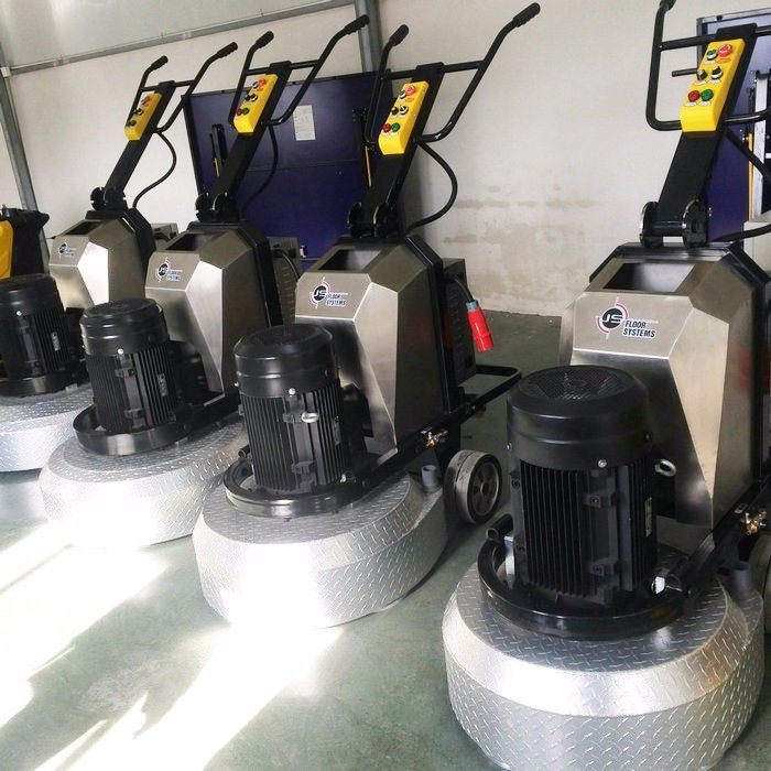 Terrazzo Floor Grinder For Concrete Surface Grinding And