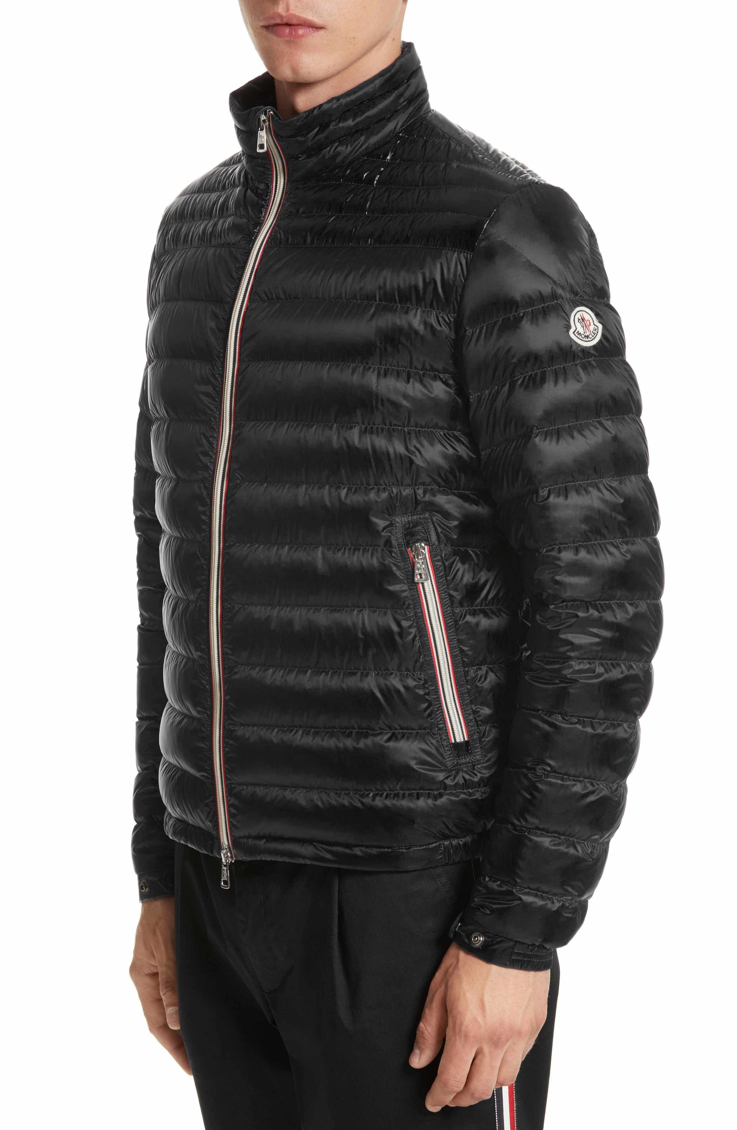Moncler Daniel Packable Down Jacket Jackets, Moncler