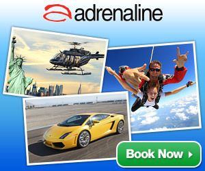 Adrenaline is a leading online supplier of awesome and unique experiential gifts and they have been helping people with their Adrenaline gift ideas for over 19 years. They will book your experience or provide you with Adrenaline-fuelled Gift Certificates. Their range includes over 2,000 of the best Adrenaline adventures all over the US! #adrenalinejunkie #adrenaline #uniquegifts #unique #experiential #gifts #helicopter #tours #skydiving #ziplining #whalewatching #pilotlessons
