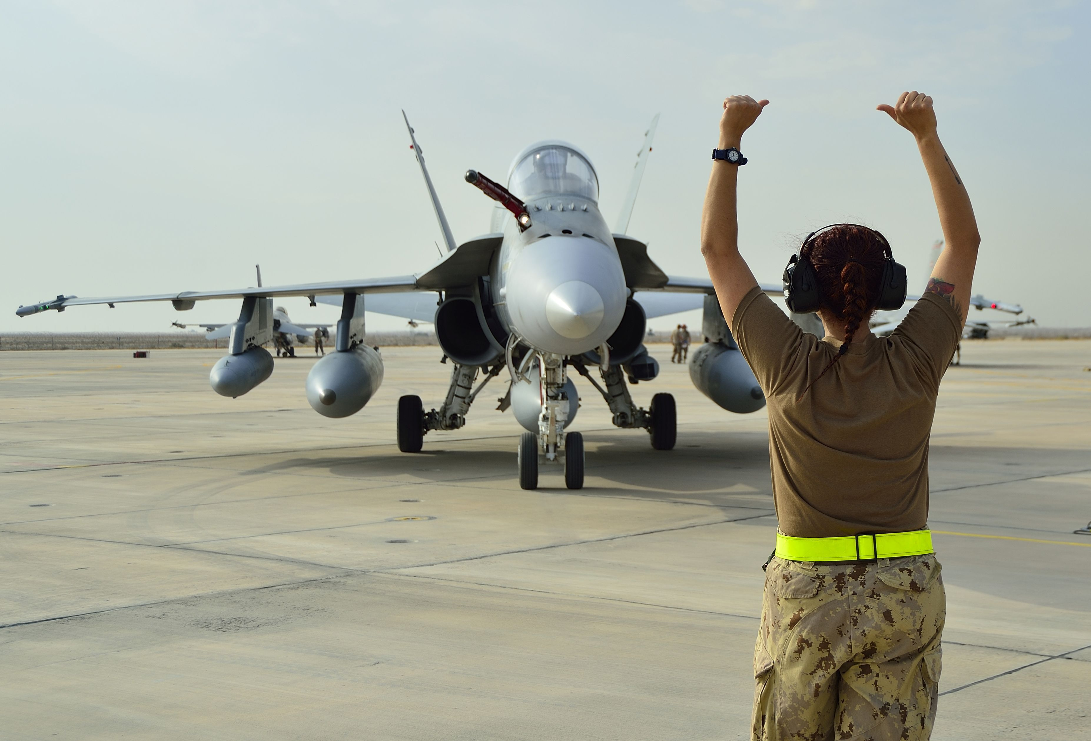 Royal Canadian Air Force Anytime, anywhere Fighter jets