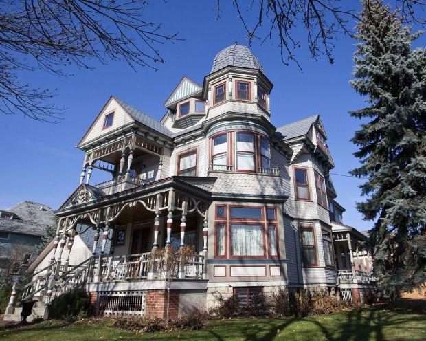 Photos Historic Winona Homes 11 17 13 Historic Homes Victorian Style Homes Crazy Houses