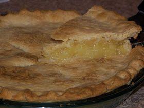 Stefanies Cooking Spot: Pineapple Pie