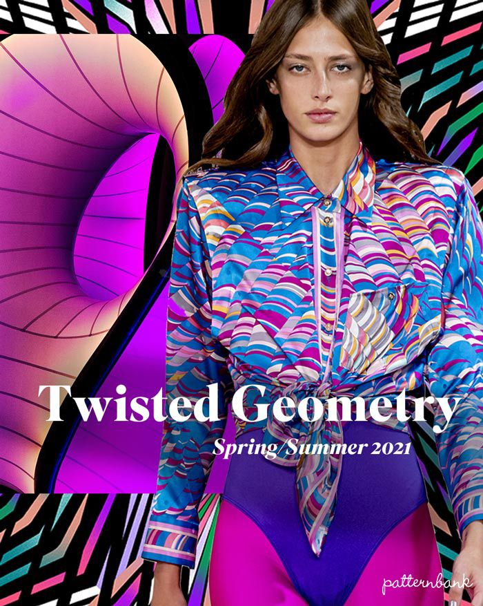 spring summer 2021 print pattern trend twisted on 2021 decor colour trend predictions id=30874