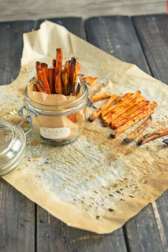 Sweet Potato Fries - A healthy and delicious snack