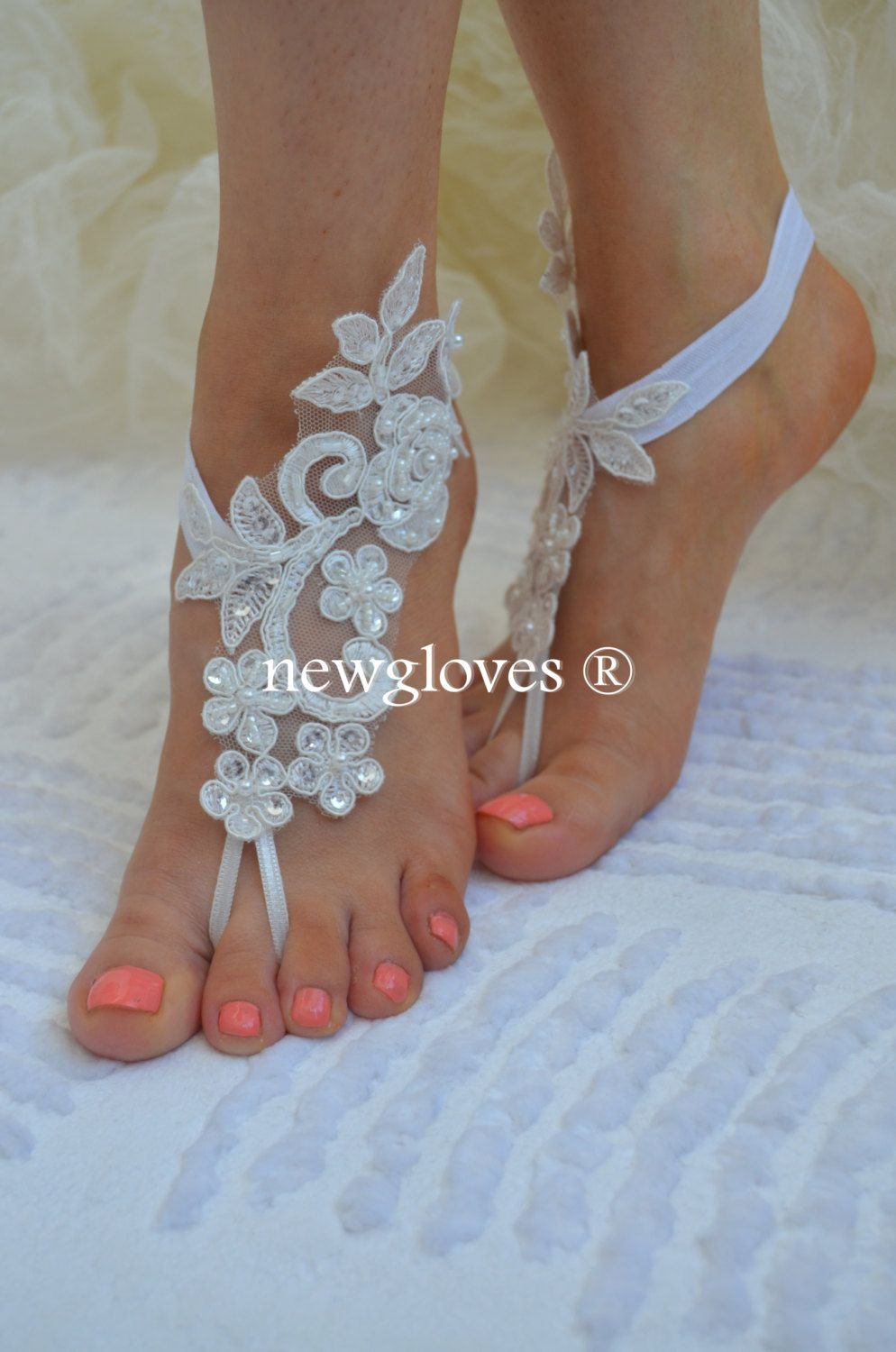 5f698dd5974ac ivory+Beach+wedding+barefoot+sandals+by+newgloves+on+Etsy