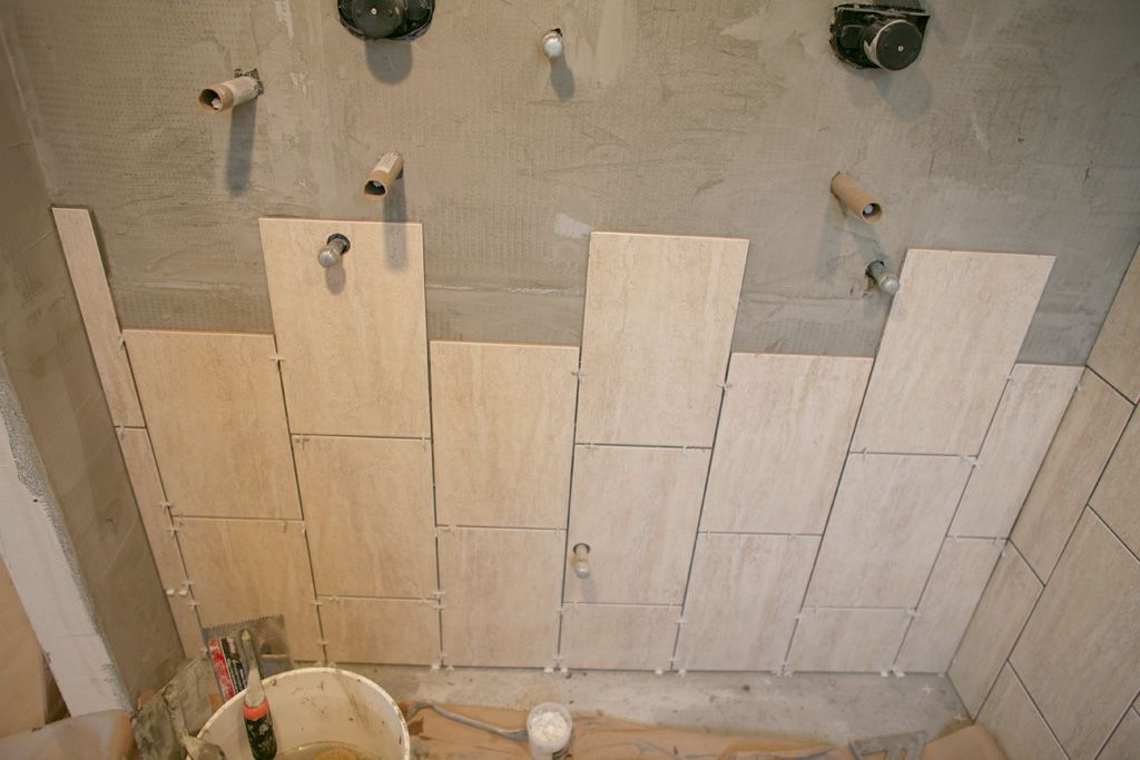 Large Subway Tiles In A Shower Bathrooms Forum Gardenweb